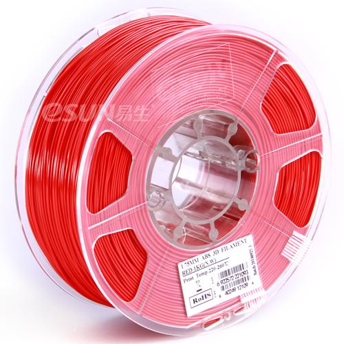 Filament PLA rot 3mm 1kg
