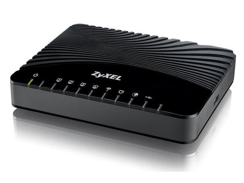 VDSL-Bridge ZyXel VMG1312-Bridge Firmware