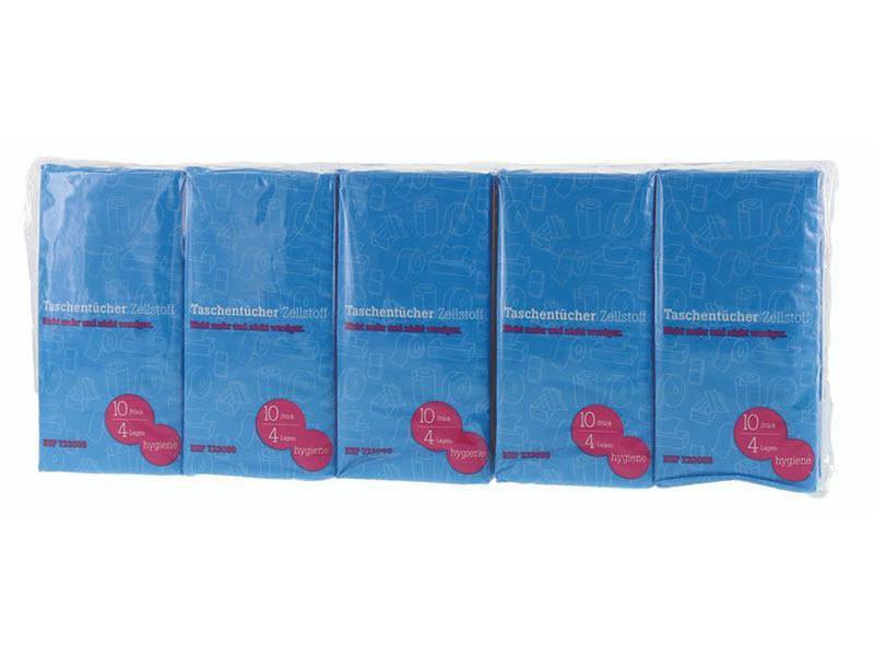 Taschentücher classic 10 Pack à 10 Stk.