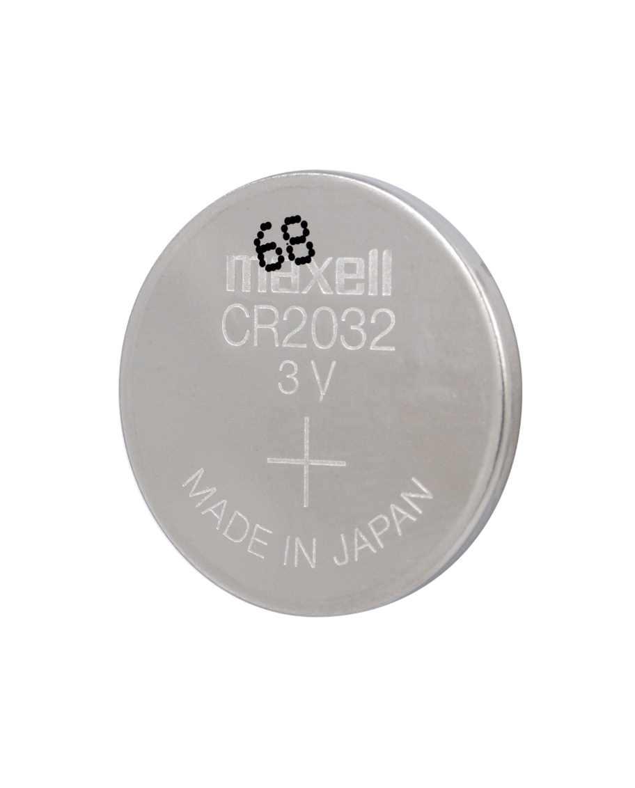Batterie CR2032 3.0V Lithium 220mAh Knopfzelle bulk