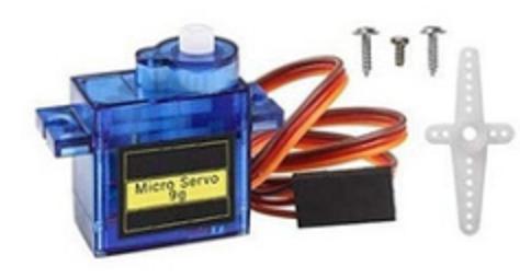 Mini Servo SG90-9G für Elektronik Projekte