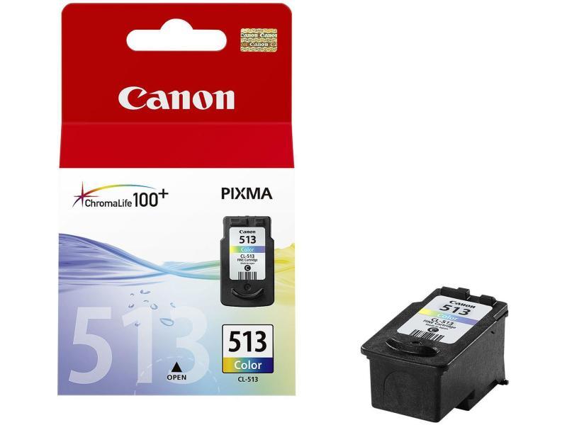 Canon Tinte CL-513 Color (2971B001) 349 Seiten