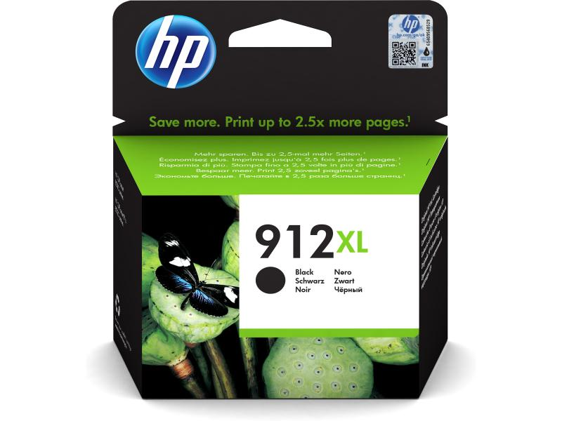 HP OfficeJet Pro 80xx Tinte Black 912XL