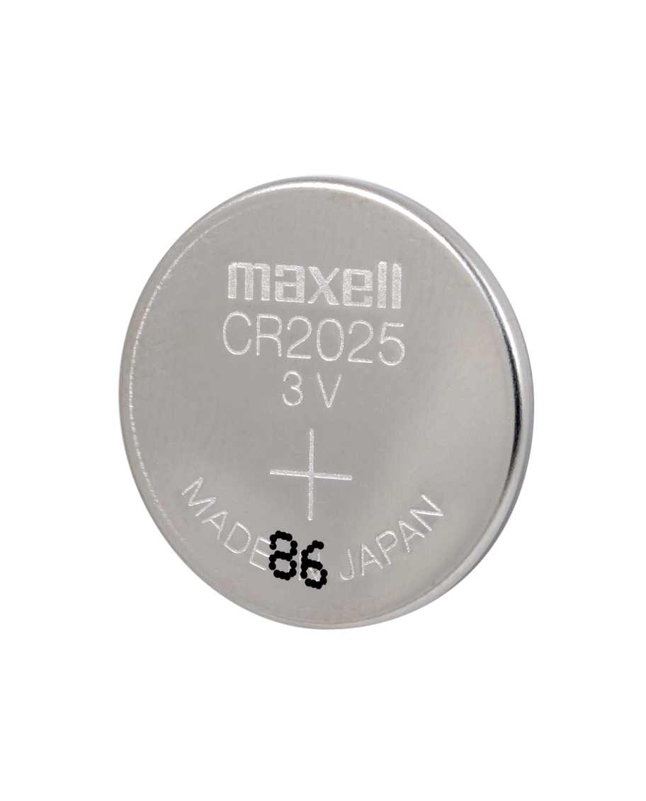 Batterie CR2025 3.0V Lithium 170mAh Knopfzelle bulk