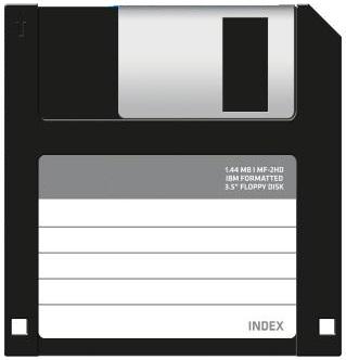 """Diskette 3.5"""" 1.44MB 10er Pack"""