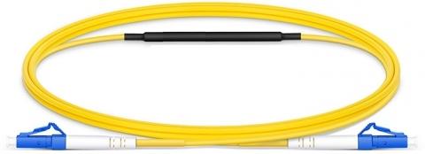 Glasfaser TEST Kabel 10dB LC/PC LC/PC 1m singlemode, simplex LWL
