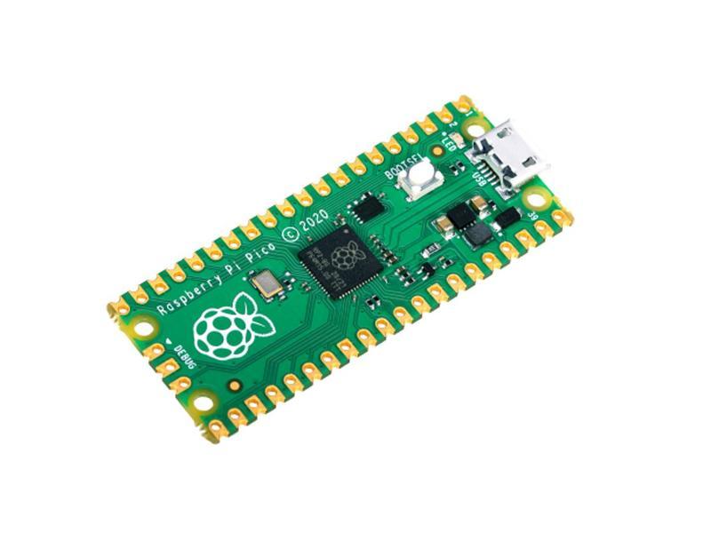Raspberry Pi Pico RP2040 256kByte 2MB Flash 2x133MHz 0xLAN