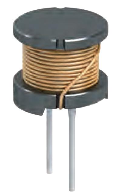 Induktivität 220uH 1.52A 0.23R RM:7.0mm stehend bedrahtet