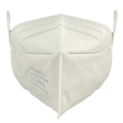 Atemschutzmaske FFP2 6 Stück einzeln in Folie abgepackt Maske
