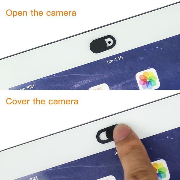 Webcam Abdeckung cover 3er Set schwarz