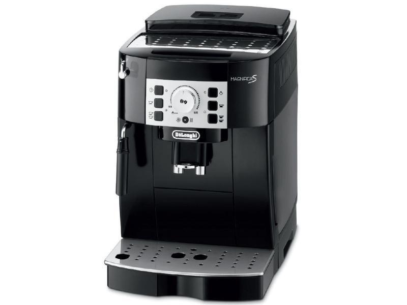 Kaffeevollautomat De'Longhi ECAM 22.110.B Schwarz Kaffeemaschine