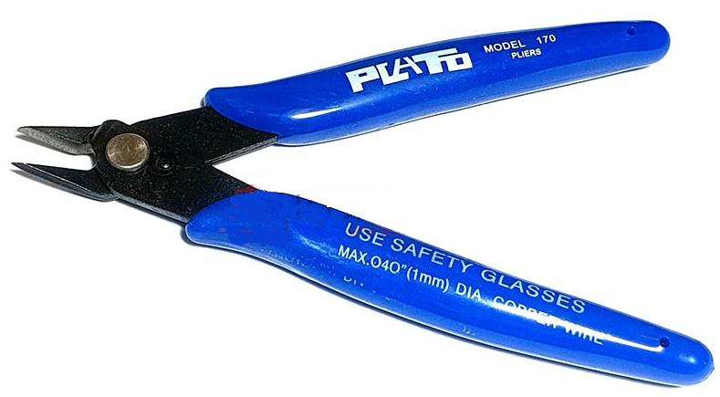 Elektronik Seitenschneider 135mm Zange