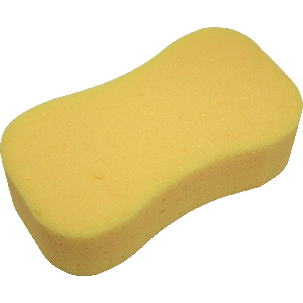 Schwamm gross universal 22x11x7cm gelb