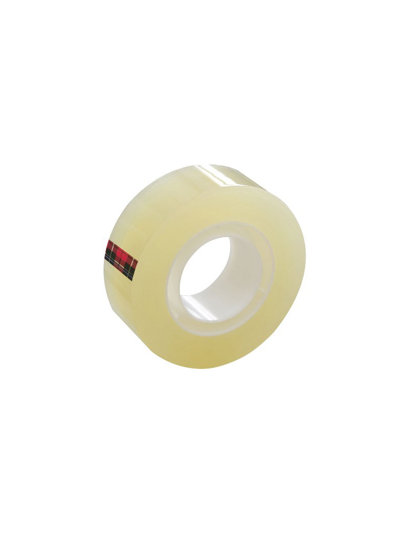 Klebeband transparent 19mm für Büro Abroller Klebband