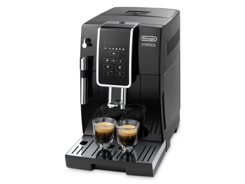 Kaffeevollautomat De'Longhi ECAM 350.15.B Schwarz Kaffeemaschine