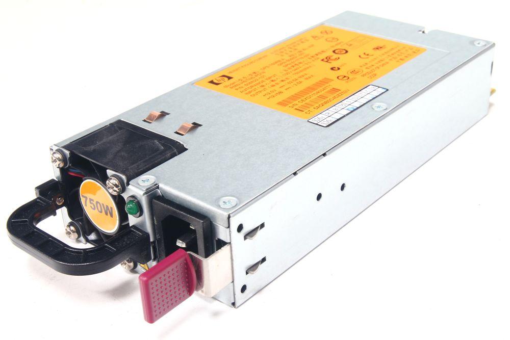 Occasion HP Power Supply für DL G6/G7/G8 Netzteil 750W
