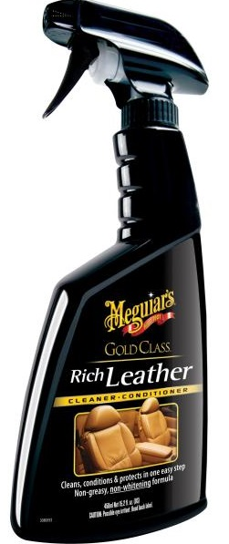 Meguiar's Lederpflege Rich Leather 473ml