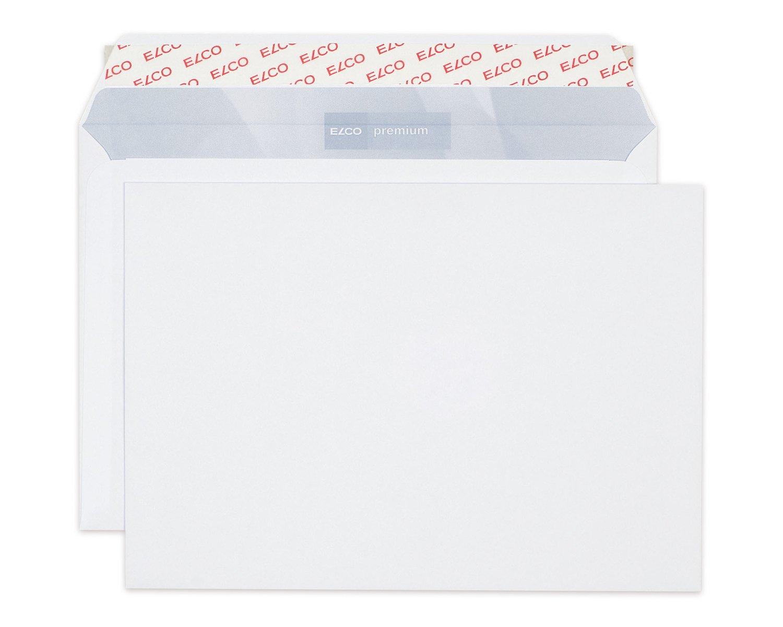 Couvert C5 weiss ohne Fenster 1 Pack.  à 500 Blatt (Kuvert) ELCO