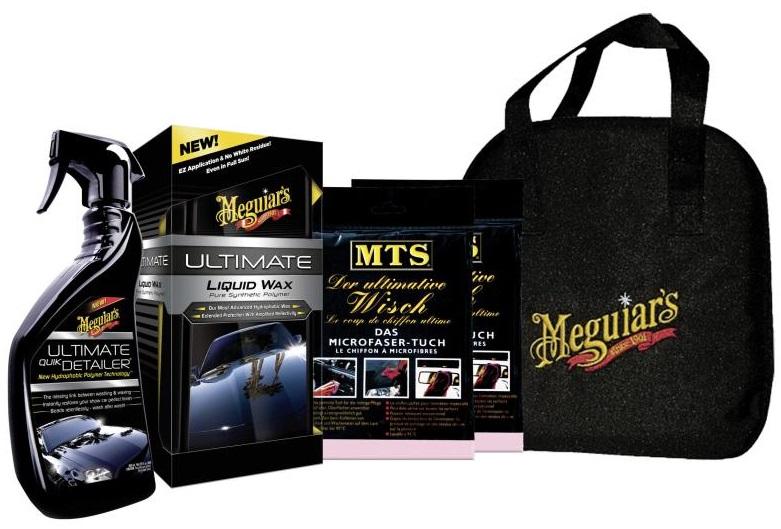 Meguiar's Schnellwachs Set Ultimate 473+650ml