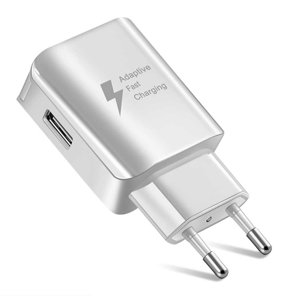 Steckernetzteil USB 5.0V 2.0A weiss gerade Netzteil Stromversorgung Fast