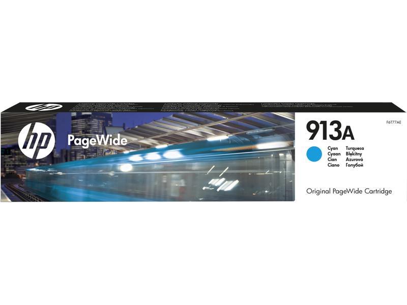 HP Tinte 913A Cyan (F6T77AE) 3000 Seiten