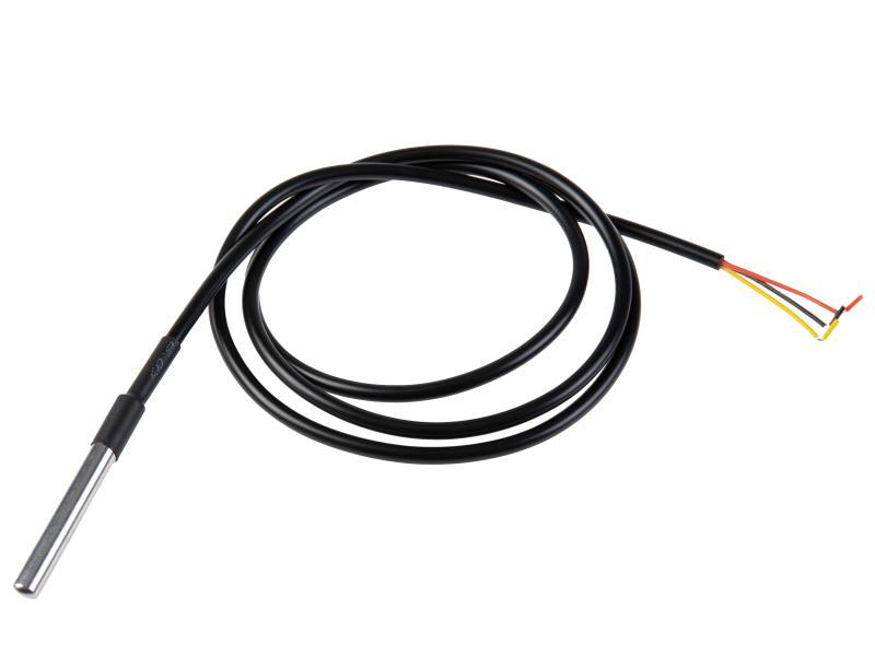 DS18S20 Temperatur Sensor vergossen 1.0m digital 1-Wire 18S20