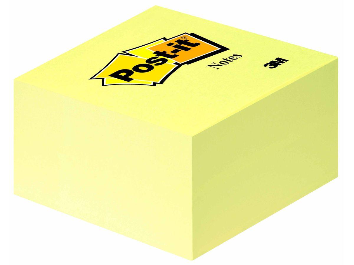 Post-it gelb 76x76mm 450Blatt