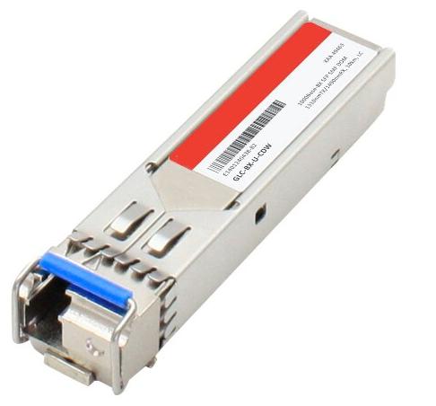 SFP BX-U 1GBit 1000BASE-BX Transceiver Modul, FTTH, 10km