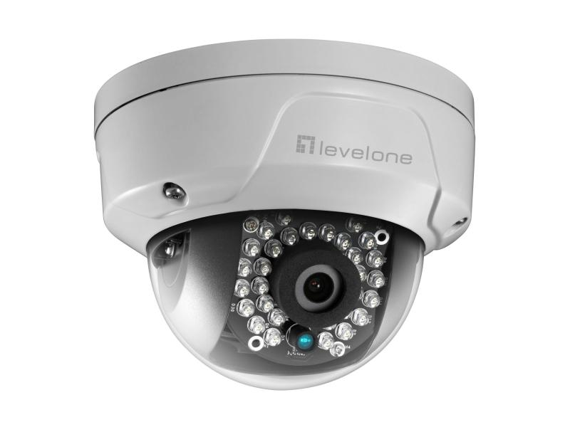 Netzwerkkamera FCS-3086 4MP PoE IR IP66