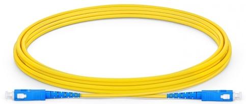 Glasfaser Kabel SC/PC SC/PC 3.0m singlemode, simplex LWL