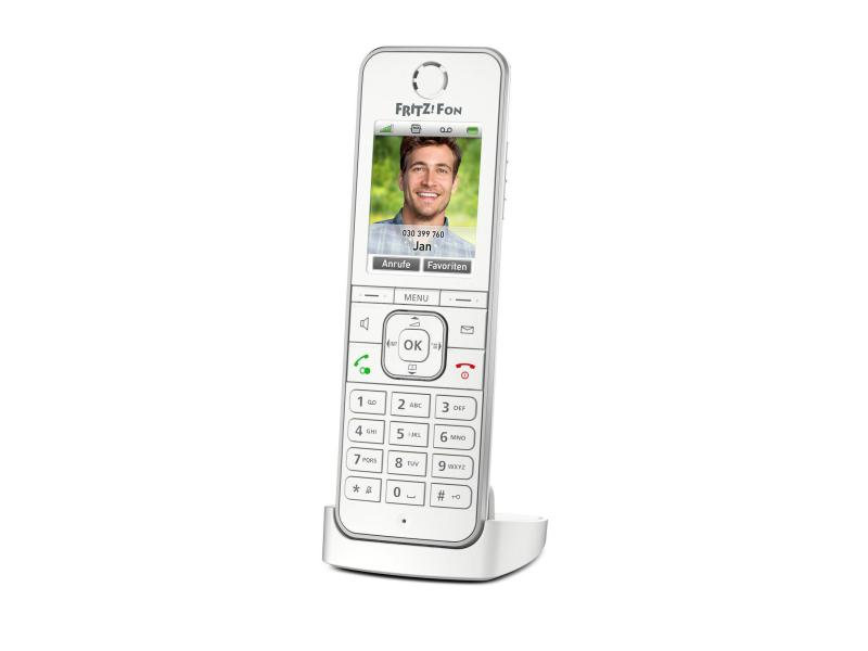 Telefon DECT Mobilteil FRITZ!Fon C6 FritzBox FritzFon