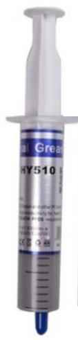 Wärmeleitpaste für CPU und Transistoren 30g HY510