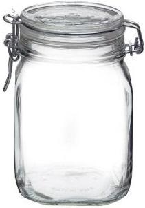 Einmachglas 1000ml klar