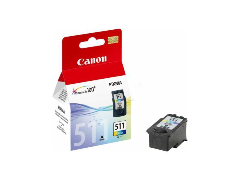 Canon Tinte CL-511 Color (2972B001) 244 Seiten