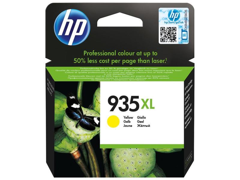 HP Tinte 935XL Yellow (C2P26AE) 825 Seiten