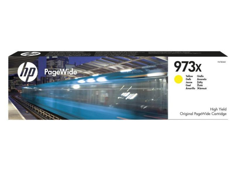 HP PageWide 477dw Tinte Yellow 7'000Blatt 973X