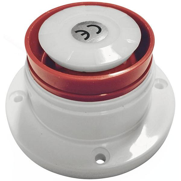 Sirene Alarm Kabelgebunden, 12V, 103dB, Piezo Horn Signalgeber