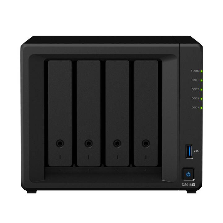 NAS Synology DS918+ 4-Bay DeskTop