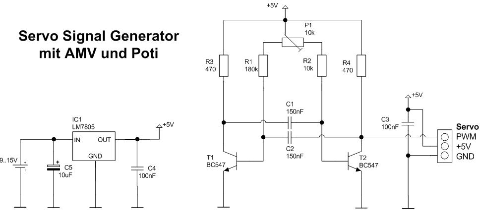 Mini Servo MG90 13g für Elektronik Projekte