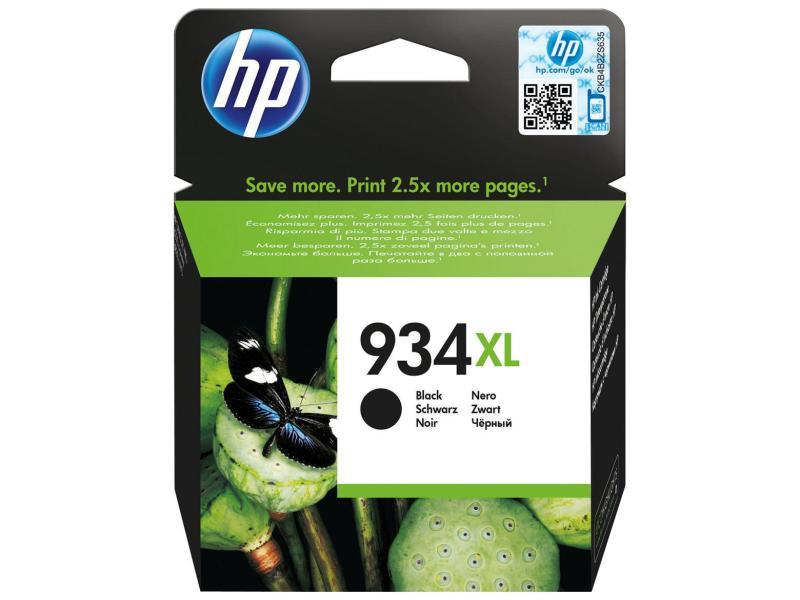 HP Tinte 934XL Black (C2P23AE) 1000 Seiten