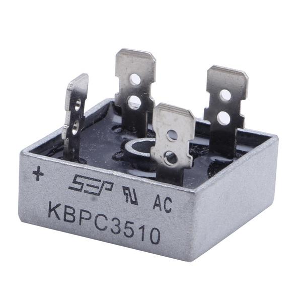 Netzteil Brücken-Gleichrichter 35A 1'000V Metallgehäuse
