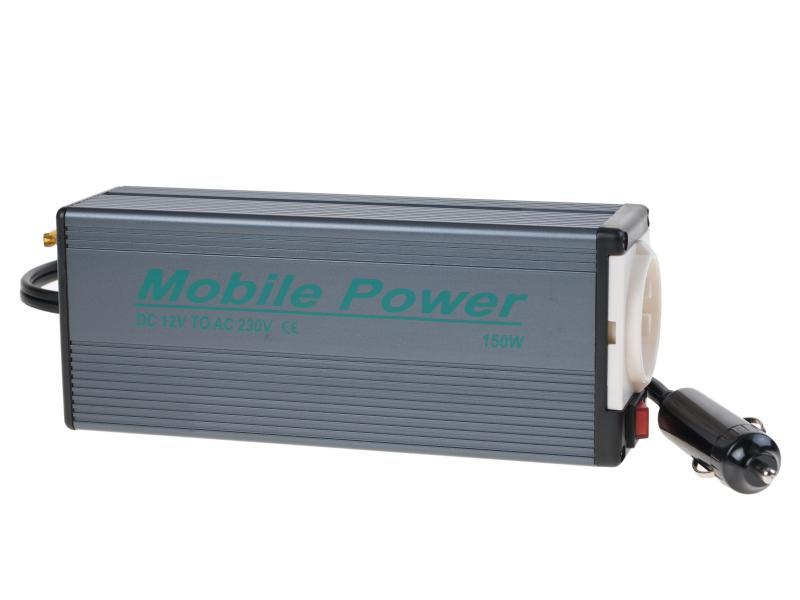 Wechselrichter 12V auf 230V 150Watt Spannungswandler