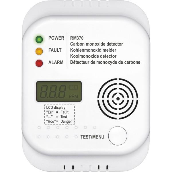 Kohlenmonoxid-Warnmelder Eigenständig, CO RM370