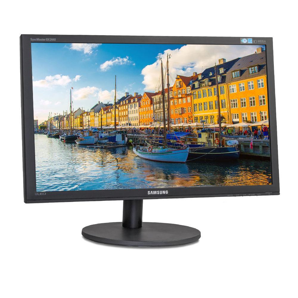 """Occasion Bildschirm Samsung BX2440 24"""" (61cm) TFT schwarz"""