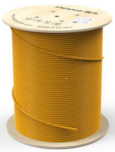 Glasfaser Kabel 6xE9/125 gelb Etagenkabel 6.7mm Meterware