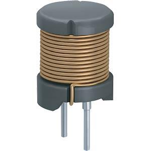 Induktivität 220uH 0.64A 0.38R RM:5.0mm stehend bedrahtet