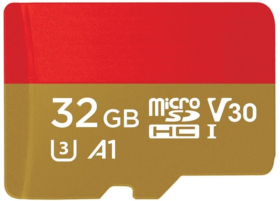MicroSDHC-Karte  32GB 100MBit