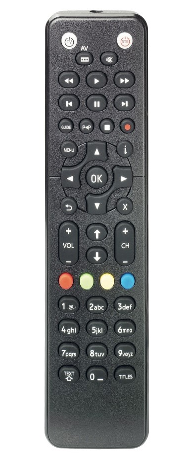 Fernbedienung für Amino STB TV-Box