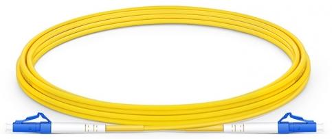 Glasfaser Kabel LC/PC LC/PC 3.0m singlemode, simplex LWL