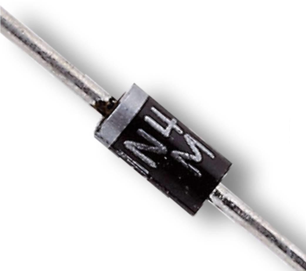 1N5819 1A 40V Schottky Diode DO-41 UF=0.34V Dioden